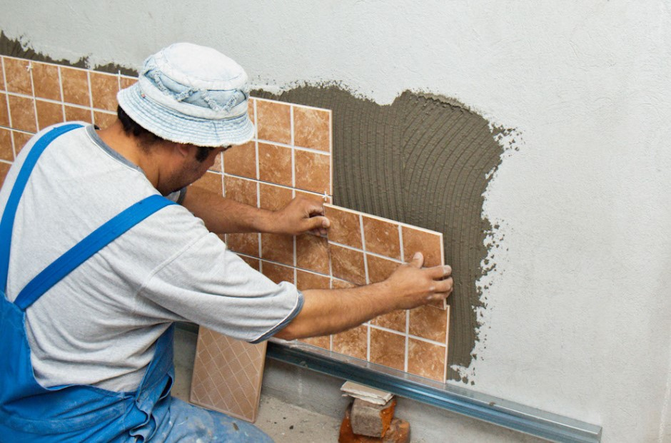 How to install ceramic tiles by yourself?